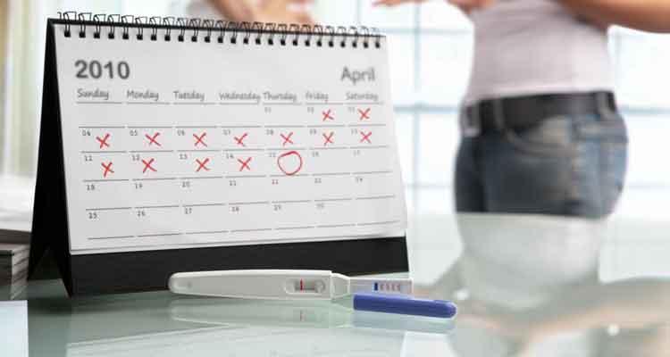 QUando fazer o teste de gravidez
