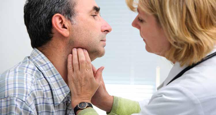 Sintomas da tireoide