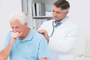 35 Causas de tosse com expectoração sanguinolenta (hemoptise)