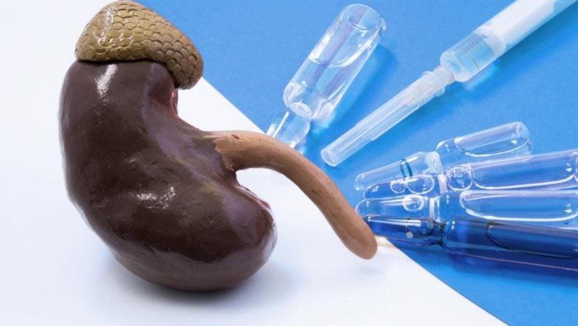 Nefropatia diabética tratamento