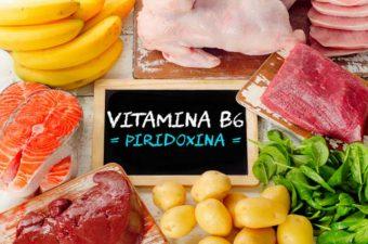 ¿Para qué sirve la vitamina B6 (piridoxina)?