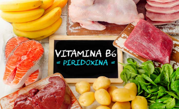 PARA QUE SERVE A VITAMINA B6 (PIRIDOXINA)?