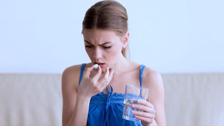 Vomito Después de Tomar la Medicación
